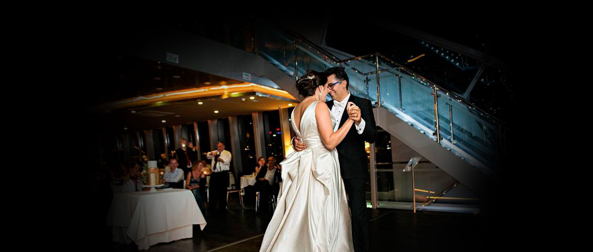 Glass Boat Wedding Cruises