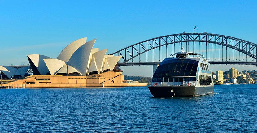 Sydney Wedding Cruise