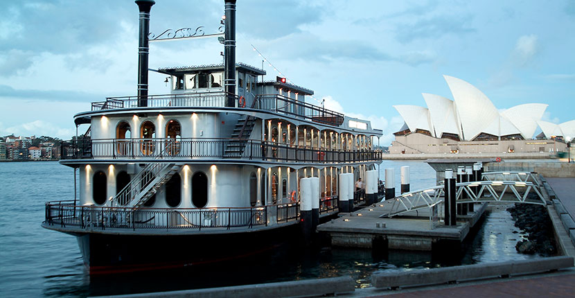 Wedding Cruise Sydney