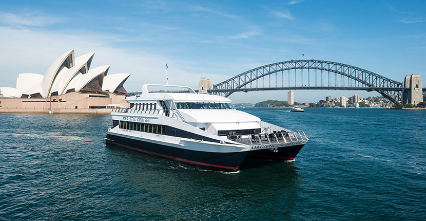 Sydney Harbour Wedding Cruise