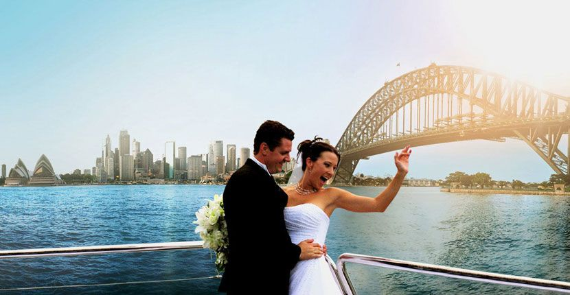 Sydney Waterfront Wedding Venues