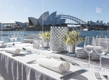 Glass Boat Wedding Cruise