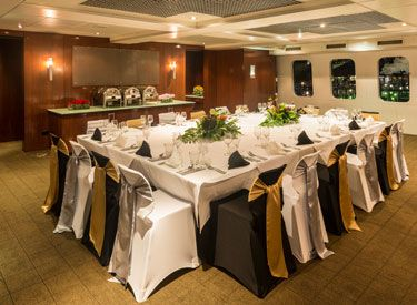 Private Deck Wedding Cruise
